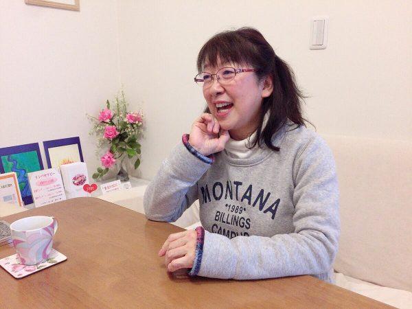 浅井陽子さん